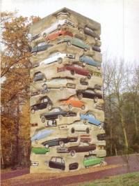 Arman: Long Term Parking (1982)